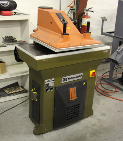 Die Cutting Press